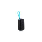 Enceinte Mini Extérieure Bluetooth Mega Bass avec Radio - Bleu