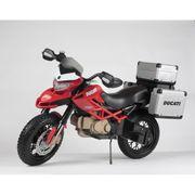 Moto electrique Peg Perego Ducati Enduro 12V