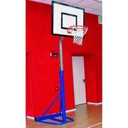 But de basket sur pied transportable 3,5m Lynx Sport