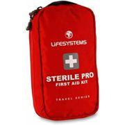 Lifesystems stérile Pro First Aid Kit indéchirable Tissus avec fermeture éclair étanche