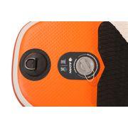 Stand up Paddle gonflable CRUISER 10'2 (310cm) 30'' (76cm) 5'' (12,7cm) - SUP avec dérive centale et support caméra, livré avec pompe, Pagaie et Sac de transport