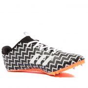 Sprinstar Homme Chaussures Athletisme Noir Adidas