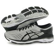 Asics Gel Kayano 24 gris, chaussures de running homme