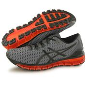 Asics Gel Quantum 360 Shift noir, chaussures de running homme