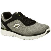 Skechers Chaussures de sport Synergy Instant Reaction Gris - 51189-LGBK