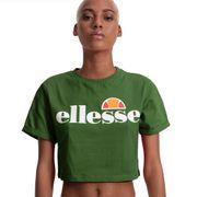 Ellesse Alberta T-shirt Léger Femme Noir