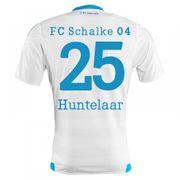 2015-2016 Schalke Adidas exterieur Football Maillot