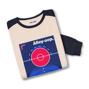 Sweatshirt bicolore Alley Oop