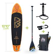 Pack stand up paddle gonflable FUSION 10'10