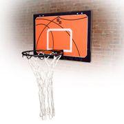 Mini panier de basket MAGIC accroche murale ou sur porte avec ballon