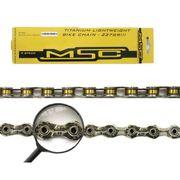 Msc Titanium Ultralight Chain 9s 112l