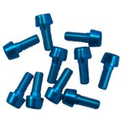 Msc Bolts Alu7075t6 Anodised 10 Units