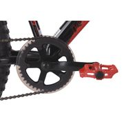 VTT Fatbike 24'' SNW2458 noir-rouge TC 33 cm KS Cycling