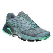 Chaussures La Sportiva Akasha gris vert femme