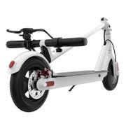 Trottinette électrique haut de gamme, scooter patinette pliable adapté aux enfants et aux adultes, Blanc
