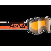 AZR Cyber OTG Noir Mat Orange Miroir
