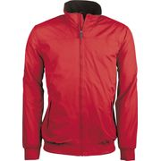 Blouson doublé polaire homme - K607 - rouge