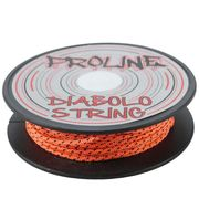 Diabolo Orbiter Roulements Orange + Bag Alu Vert + Ficelle 10m Orange + Sac