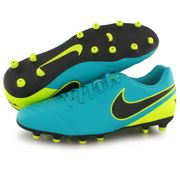 Nike Ch Tiempo Rio Iii Fg (green/volt) vert, chaussures de football homme