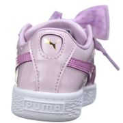 Basket Fille Puma Basket Heart Stars Inf 367822 - 03 Rose