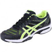 Chaussures Gel Solution Lyte OC Tennis Noir Homme Asics 5fe061f78a0