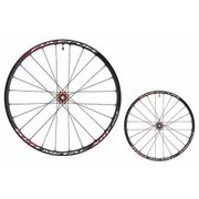 Fulcrum Red Metal Xrp 650b 6 St Qr Front/hh15 Qr Rear 27.5 Inches Pair