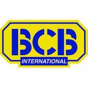 Bracelet en paracorde noir avec manille métal Bushcraft BCB