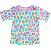 Smiley Mayo Parasol Teeshirt top manches courtes anti UV