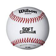 Balle de Baseball Wilson Soft compression balle molle