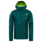 The North Face M Tball Hdy Botanical Garden Green L