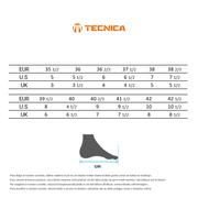 Chaussures de marche Tecnica Makalu IV GTX marron clair femme
