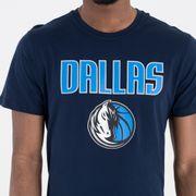 T-shirt New Era Dallas Mavericks