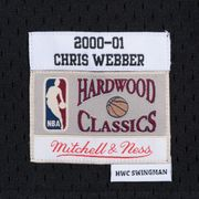 Maillot Sacramento Kings Chris Weber #4