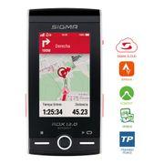 Compteur de vélo Sigma ROX 12.0 Sport GPS blanc