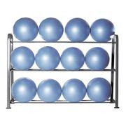 Support de rangement 12 fitness ball O'LIVE