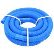 vidaXL Tuyau de piscine Bleu 32 mm 6,6 m