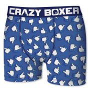 Lot de 4 boxers CRAZY BOXER