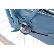 Vélo hollandais 28'' Tussaud 3 vitesses bleu TC 54 cm KS Cycling