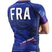 Rashguard Boa Equipe de France