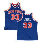 Maillot Basketball Mitchell & Ness New York Knicks HWC Swingman Patrick Ewing