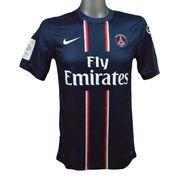 Maillot domicile PSG 2012/2013 Matuidi L1-M