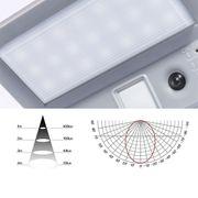 Lampe solaire HD4W Puissance Solaire de Capteur de Mouvement LED de la Lumière , de 21 LEDs SMD 2835 Extérieure de la Paroi de l