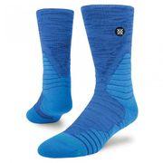 Chaussettes de Basketball NBA Stance Gameday Twist Bleu taille - M