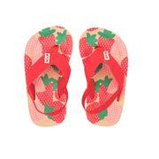 Tongs fraises enfant Cool shoe