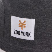 Zoo York Waverly Mens Skate Fashion T-Shirt Tee Black/Charcoal - XL