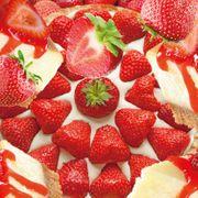 Pancake + Protein – Pancakes à l'avoine avec protéines 900 g - Cheesecake à la Fraise