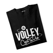 T-shirt garçon Le volley c'est la vie