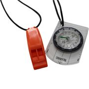 Zone3 Swim Run Whistle And Compass