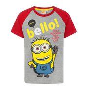 Moi, Moche et Méchant   T shirt minion 'Yellow Bello!'   Garçon