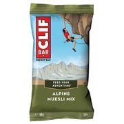 Lot barres protéinée Clif Bar Alpine muesli mix (x12)